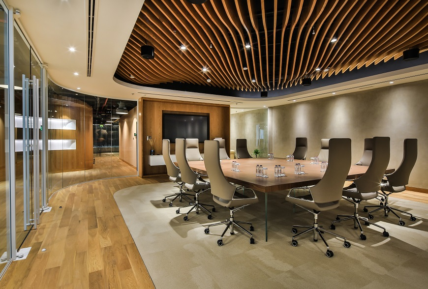Traits of a top rated interior fit out company
