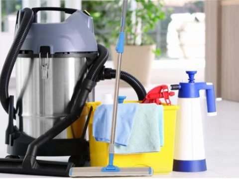 Benefits of hiring cleaning equipment