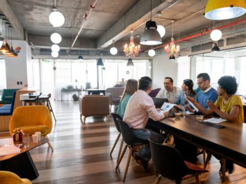 Co-working space and its advantages